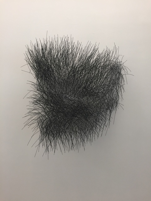 , 'Wall Cloud Graphite 2,' 2018, Beatriz Esguerra Art