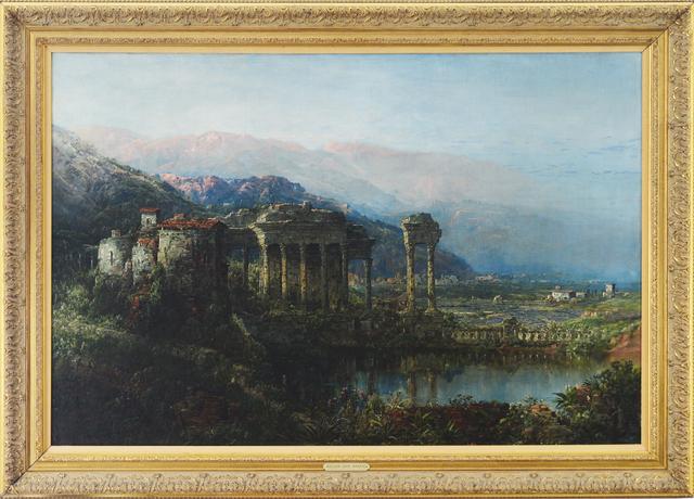 , 'Roman Ruins,' , Eisele Fine Art