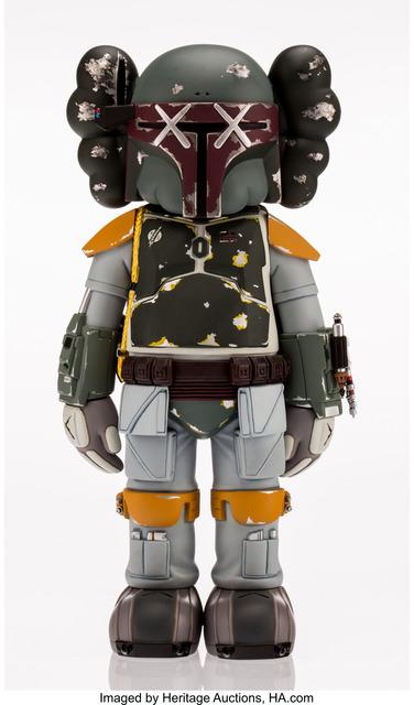 KAWS, 'Boba Fett', 2013, Heritage Auctions