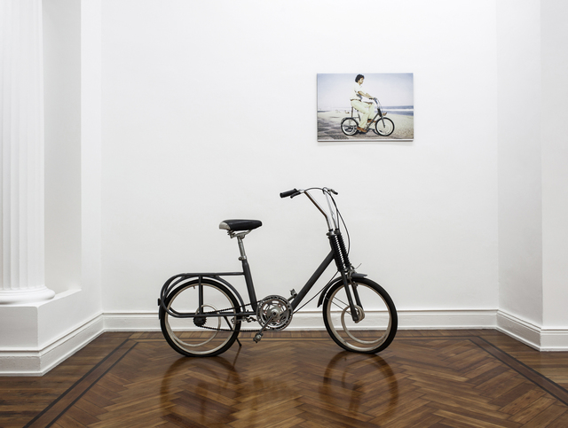 , 'Duchamp/Costa Bicycle The Installation (Assisted Ready-Made),' 1979-1980, Cosmocosa