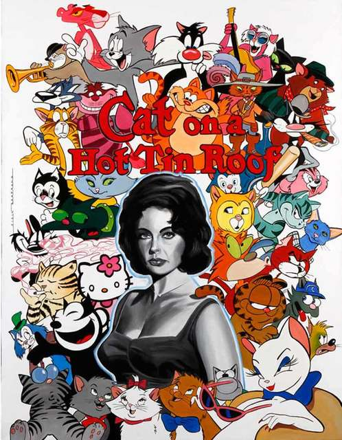 , 'Cartoons - Elizabeth Taylor,' , Catto Gallery
