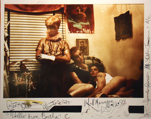 , 'Hello from Bertha,' 1983-1984, ClampArt