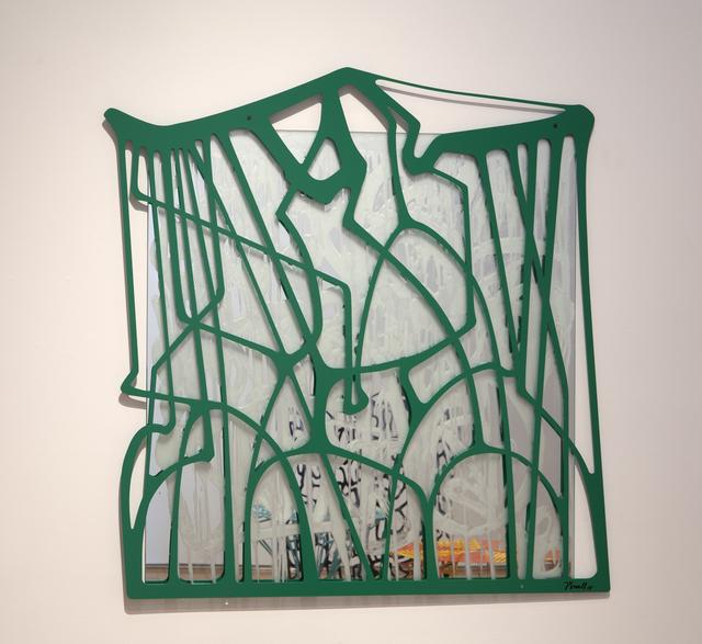 , '#disruptingvanity3,' 2018, Nancy Hoffman Gallery