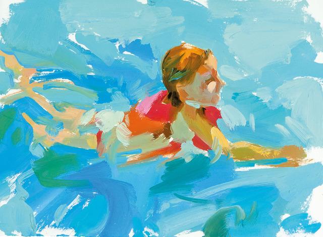 , 'Swimmer,' , Dowling Walsh