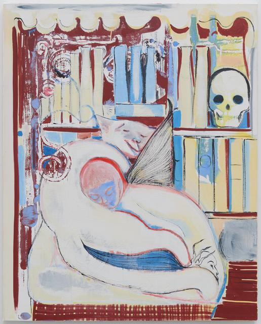, 'Snug Rug,' 2017, Tatjana Pieters