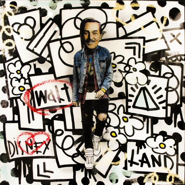 , 'Walt Disney,' , Mouche Gallery