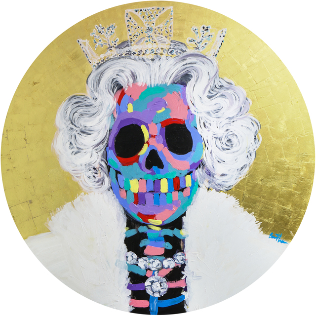 , 'The Only Queen,' 2017, Maddox Gallery