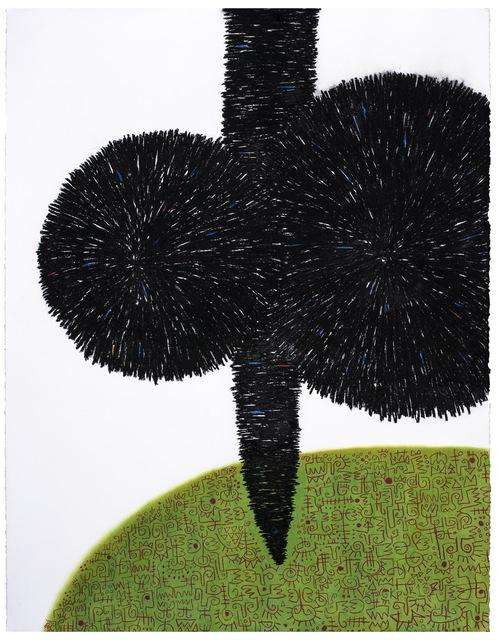 , 'Composition No. 14,' 2013, TAFETA
