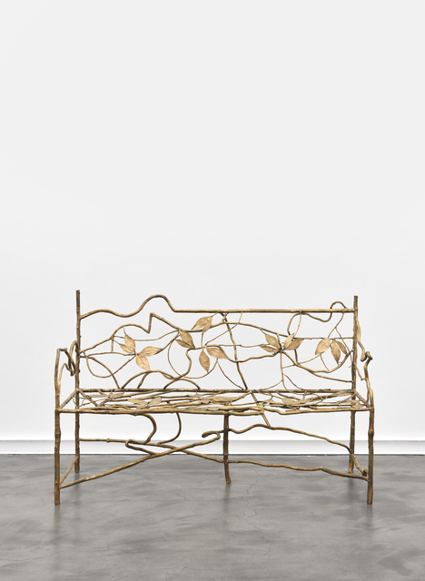 , 'Banc Entrelacs,' 2015, Galerie Mitterrand