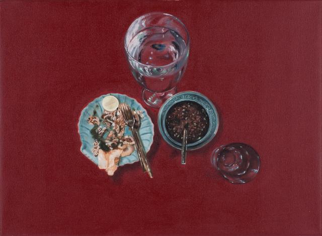 , '11pm,' 2013, Arario Gallery