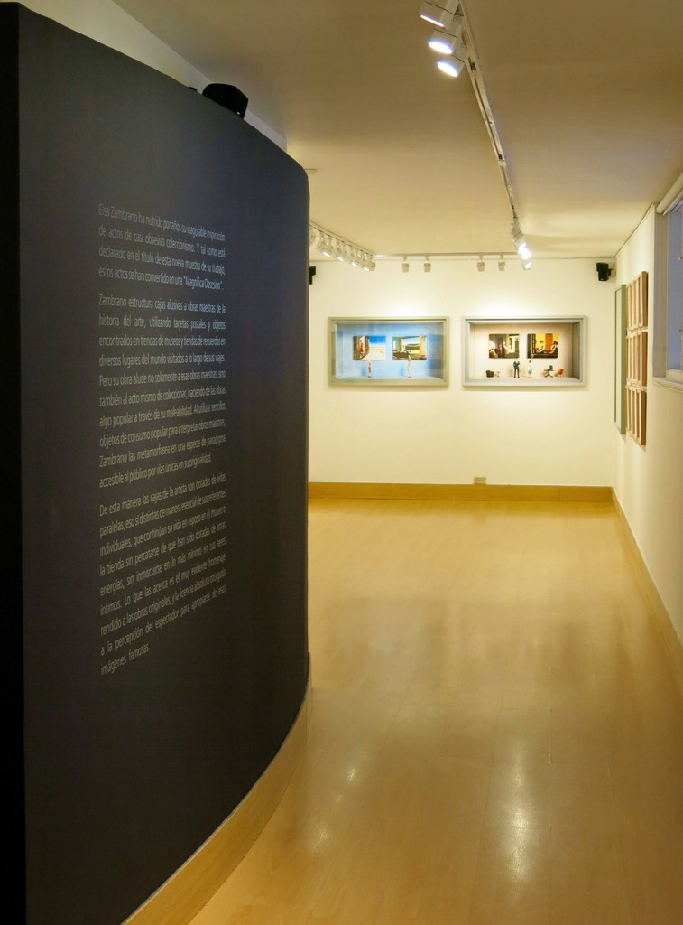 Magnificent Obsession, Recent Works By Elsa Zambrano | Beatriz Esguerra Art  | Artsy