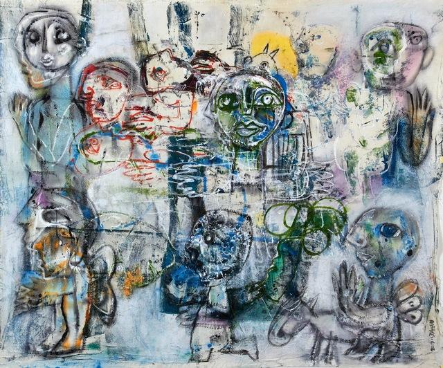 , 'Untitled,' 2017, Contemporary Art Platform Kuwait