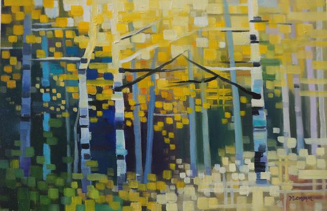 Michelle Condrat, 'Intermission', 2015, Abend Gallery