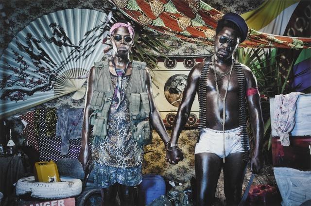 Kudzanai Chiurai, 'Revelations III', 2011, Sotheby's