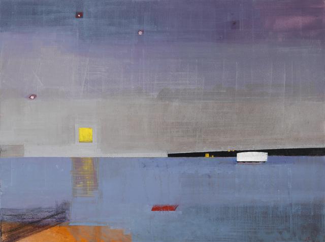 , 'Boat Boat Moon,' 2014, Gallery Henoch