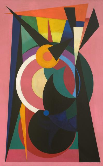 , 'Composition,' 1940, Galerie Le Minotaure