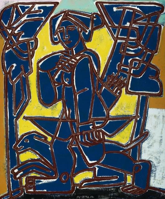 , 'Woman Walking in the Woods,' , Joanne Artman Gallery