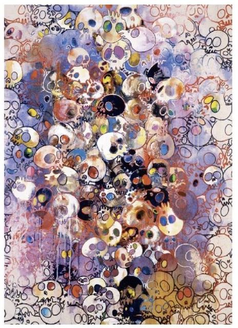 Takashi Murakami, 'I'VE LEFT MY LOVE FAR BEHIND 2010', 2010, Marcel Katz Art