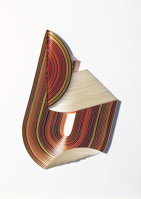 , 'Fold VI,' 2017, Gormleys Fine Art