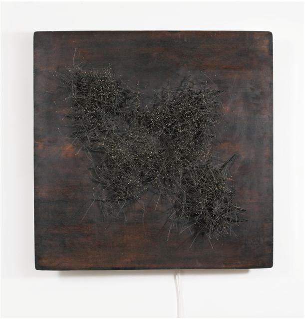 , '2813 Points Blancs ,' 1963, Galerie Natalie Seroussi