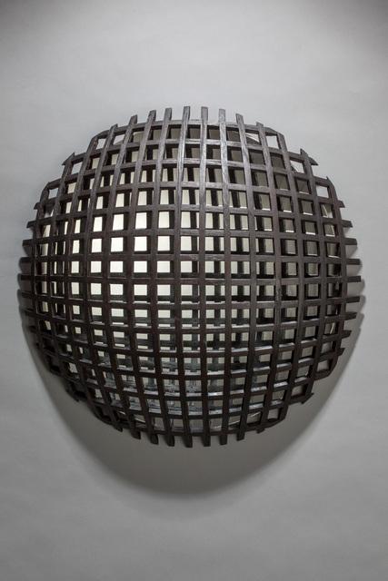 , 'Black Grid,' 2016, Seraphin Gallery