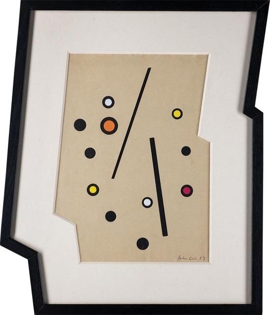 , 'Forme Madi,' 1958, Sammer Gallery LLC