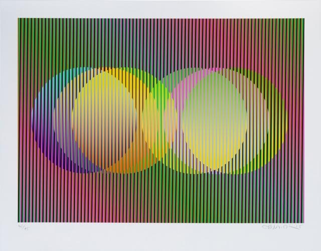 , 'Serie Cardíaca Círculos 1,' 2015, Marion Gallery