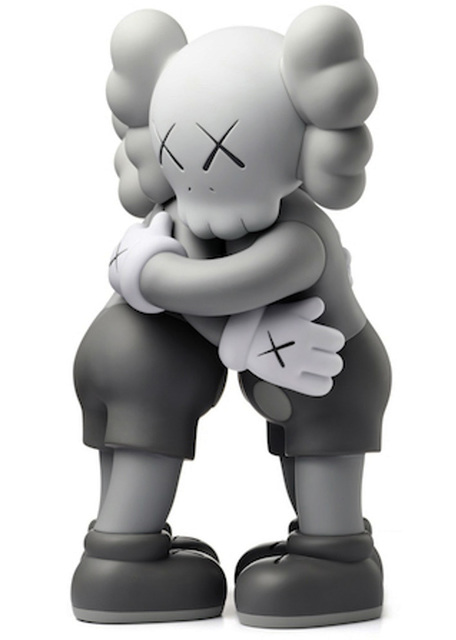 KAWS, 'KAWS Together Grey (KAWS grey together)', 2018, Lot 180