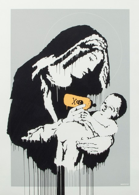 Banksy, 'Toxic Mary', 2004, Julien's Auctions