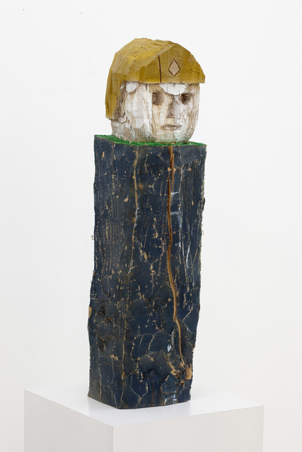 , 'THE WOODSMAN,' 2013, David Risley Gallery