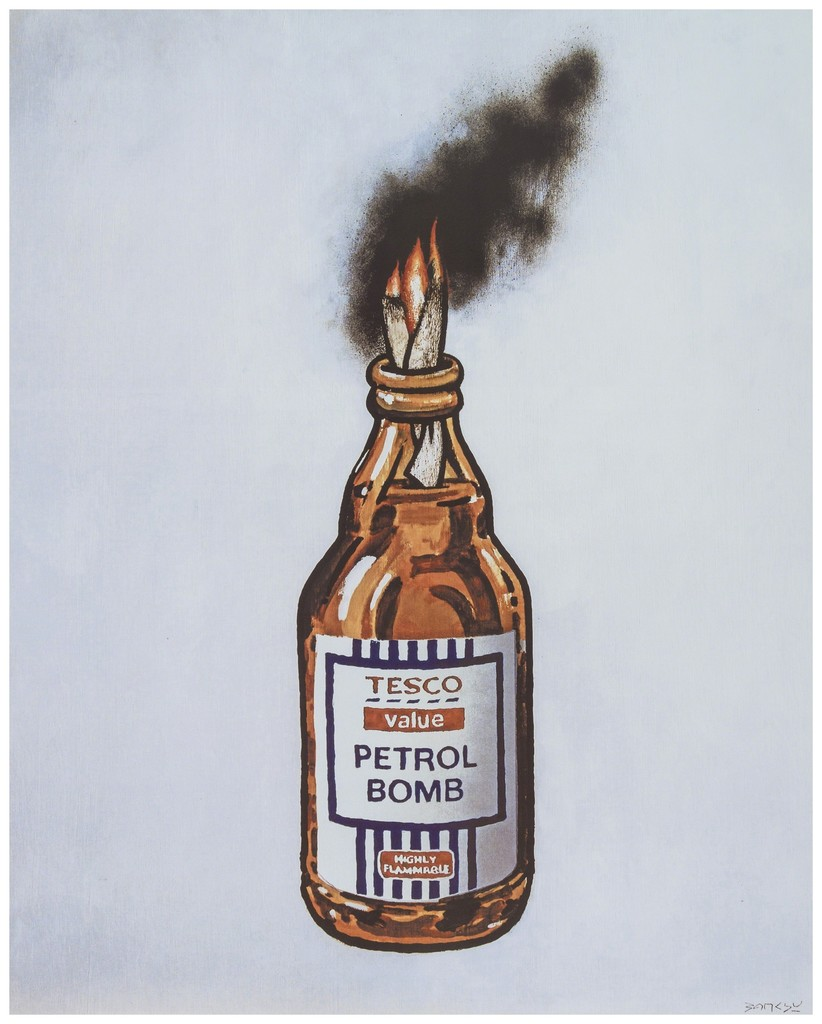 Tesco Value Petrol Bomb