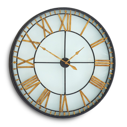 Vintage Style Architectural Clock