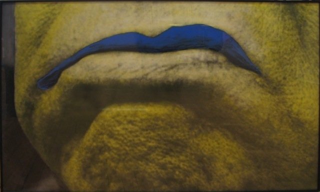 , 'Man with Blue Shape,' 1991, Mai 36 Galerie