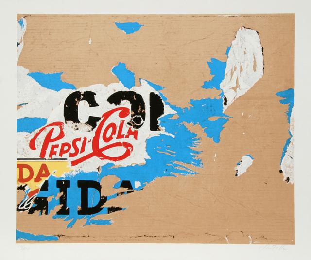 , 'Pepsi,' 1979, RoGallery