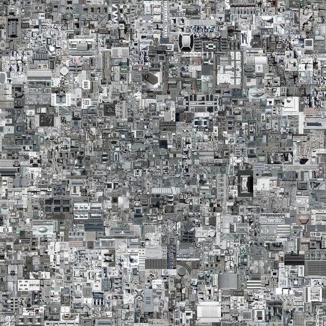 , 'City,' 2017, Luisa Catucci Gallery