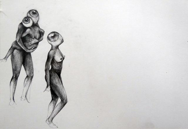 ", '""She Summons an Army"", Untitled 1,' 2018, Sapar Contemporary"