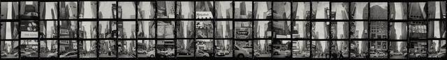William Furniss, 'Times Square Contact #1', 2017, Van Rensburg Galleries