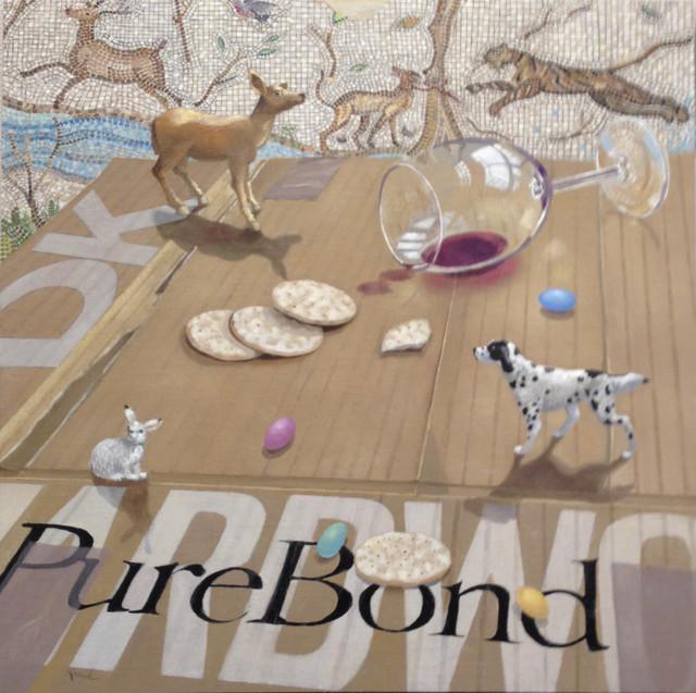 Barbara Kassel, 'Pure Bond', 2015, Clark Gallery
