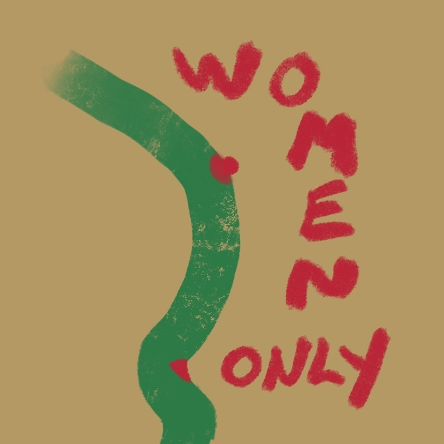 Yonko Kuchera, 'Women Only', 2019, Kuchera