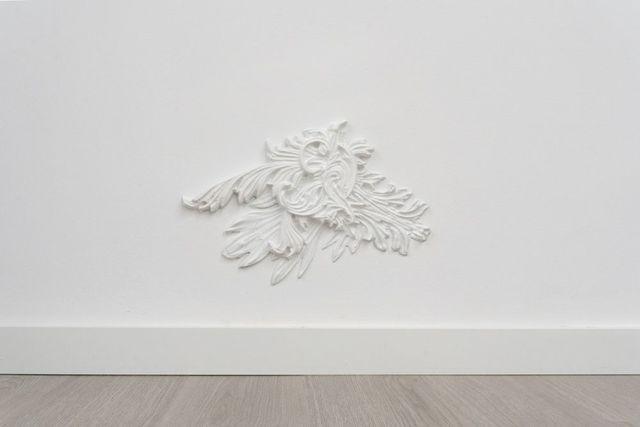 Larisa Sitar, 'Roboust Boast', 2019-2020, Installation, Dyptich, MDF bas-relief, washable paint, Art Encounters Foundation