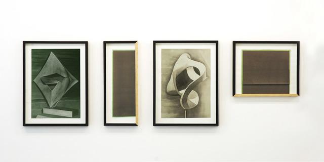 , 'M,C,RCH (3),' 2015, Nora Fisch