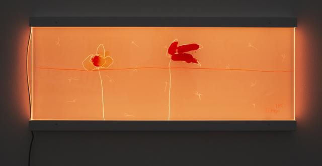 , 'Les Fleurs,' 2017, Ruttkowski;68