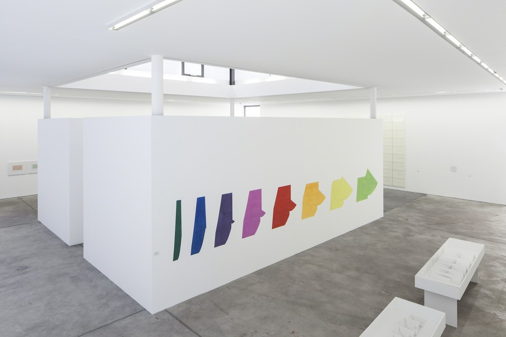 Photo: Timo Ohler. Works courtesy of: Estate Channa Horwitz and François Ghebaly Gallery, Los Angeles; Private Collection, Berlin; Estate Channa Horwitz and Air de Paris, Paris.
