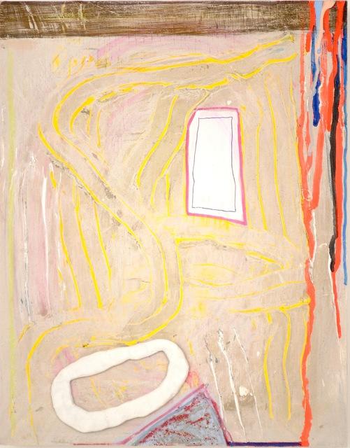 , 'Porthole,' 2017, John Molloy Gallery