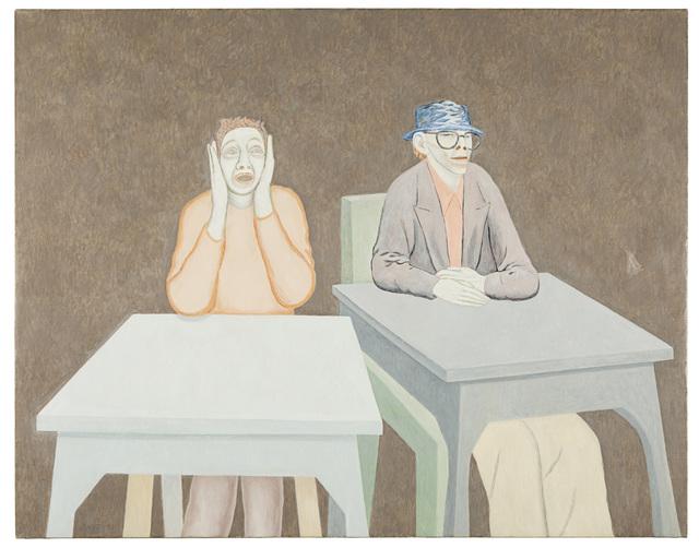 , 'AGONY AND ALOOFNESS,' 1993, Greg Kucera Gallery
