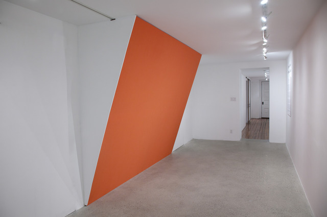 , 'rhythm...distance,' 2012, Cade Tompkins Projects