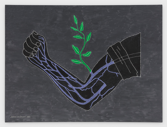 , 'Branch Drafted onto Arm,' 1983, P.P.O.W