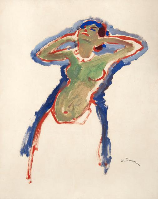 Kees van Dongen, 'Danseuse', HELENE BAILLY GALLERY