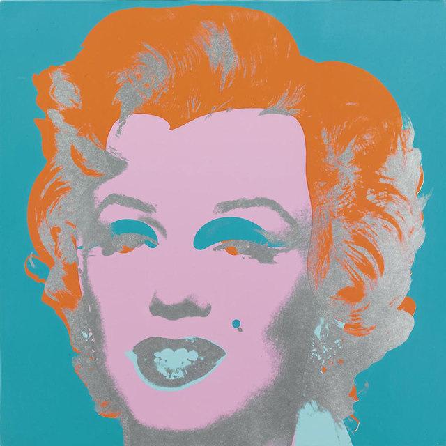 Andy Warhol, 'Marilyn Monroe (FS II.29)', 1967, Print, Screenprint on Paper, Revolver Gallery