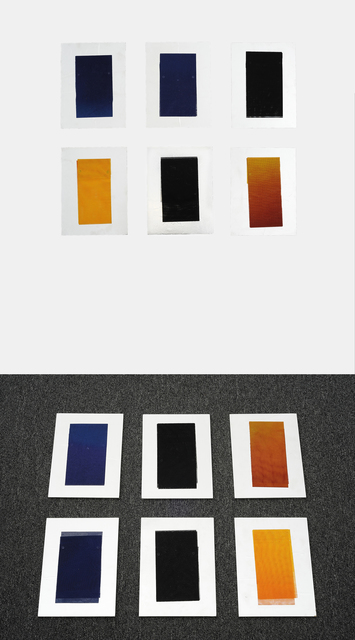 , 'Unspecified lengths,' 1969, Charles Nodrum Gallery